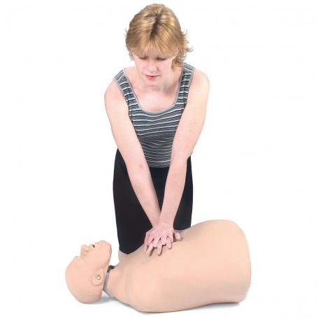 """Mannequin d'exercice corpulent """"Fat Old Fred Manikin"""""""