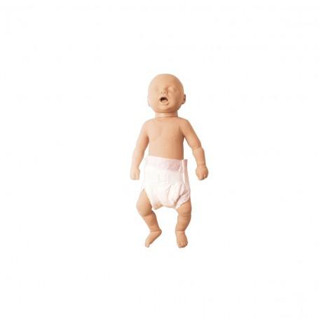 Mannequin de sauvetage aquatique, nouveau-né