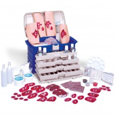 Kit de simulation de blessures III