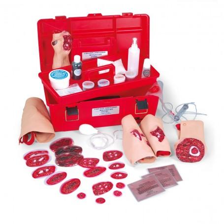 Kit de simulation de blessures II