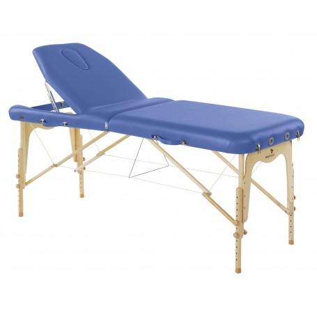 Table de massage ostéopathie hauteur variable