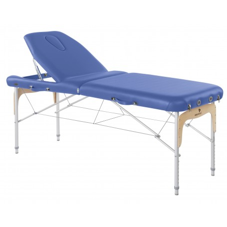 Table d'ostéopathie pliante