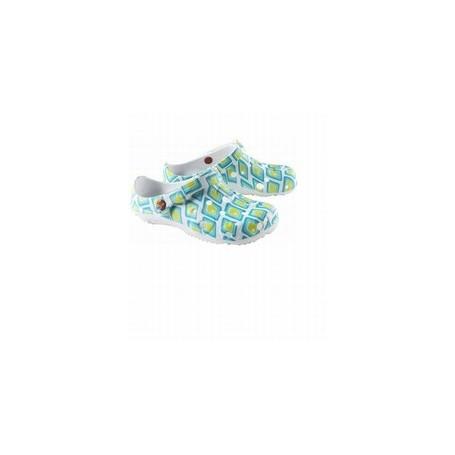 grand choix de 2df20 f3387 Chaussure infirmière schu'zz globule imprimées femme Graphic