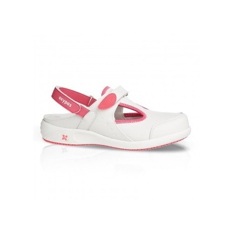 Chaussures hôpital à brides