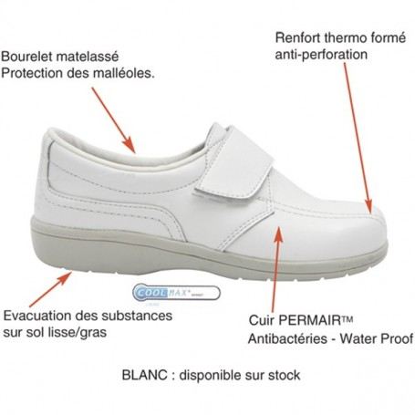 Chaussure médicale Swedi Polo