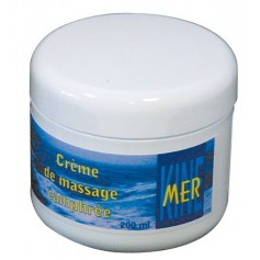 CREME MASSAGE CAMPHREE 200ML