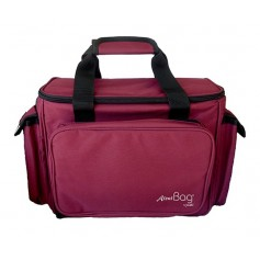 Mallette AtoutBag joleti bordeaux