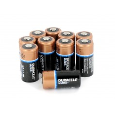 PILE LITHIUM CR123 3V DURACELL AED PLUS