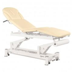 Table de massage electrique en 4 plans barre peripherique