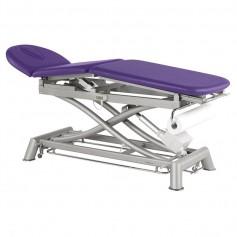 Table de massage et d'ostéopathie électrique