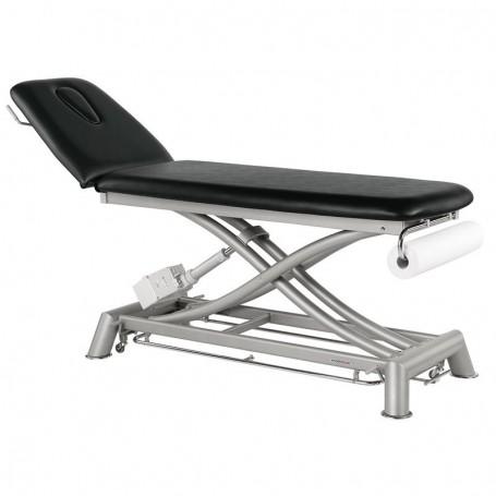 Table de massage électrique 2 plans avec barres péripheriques