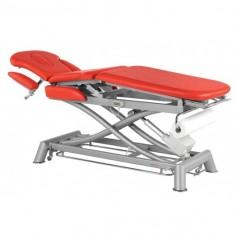 Table de massage professionnelle en 3 plans Ecopostural C7931