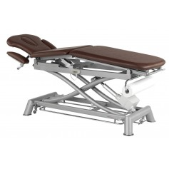 Table de massage électrique 3 plans (5 sections) multi-fonctions Ecopostural C7930