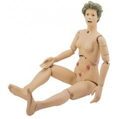 Susie Simon mannequin de soins sans anus artificiel