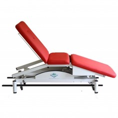 Table massage electrique simplex luxe multipositions 2 dossiers