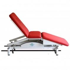 Table massage electrique simplex luxe multipositions 2 dossiers