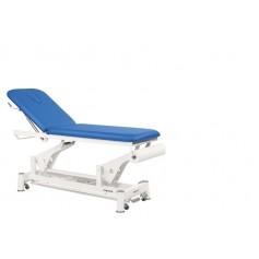 Table électrique 2 Plans barre périphérique ECOPOSTURAL C5552