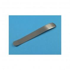 Abaisse-langue Buchwald, plat, long 18 cm