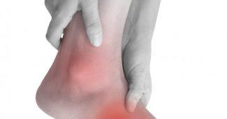 douleurs squelette pied