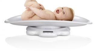pèse bébé