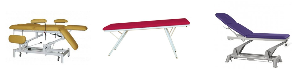 type table de massage