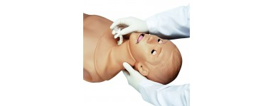 Mannequin de soins gériatriques