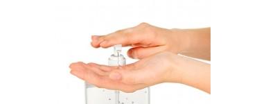 Produit lavage des mains