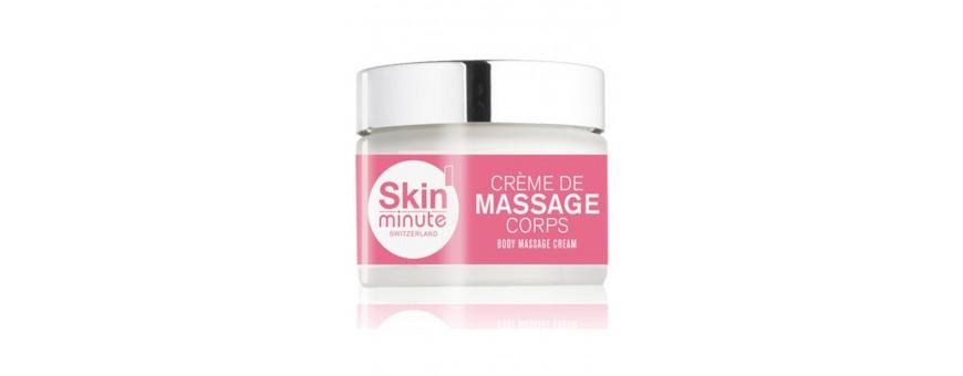 Huile, Gel et Crème Massage