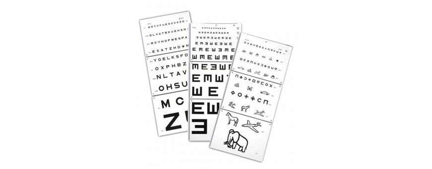 Echelle d'Optométrie