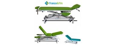 Table Franco & Fils électrique