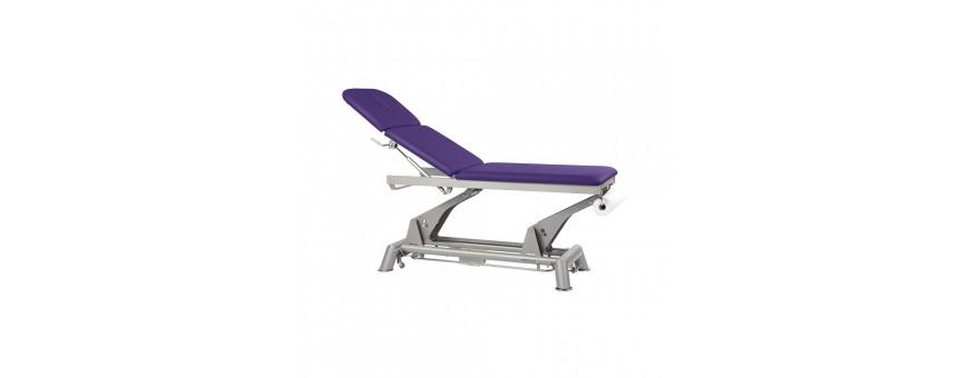 Table de massage électrique en 3 plans